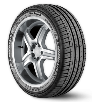 Pilot Sport 3 Tires